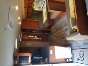 Immaculate 25' Arctic Fox holiday trailer