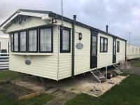 First to see will buy static caravan north wales Robin Hood