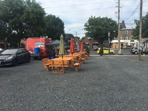 PRIME food truck location downtown Fredericton