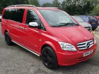 2015 Mercedes-Benz Vito 116CDI lwb Dualiner Sport ** AUTO WITH LEATHER ** NO VAT