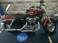 Harley-Davidson XL1200 C Sportster Custom