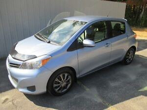 2012 Toyota Yaris CE Hatchback