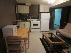 ONE BDRM SUITES, FURNISHED, ONE BLOCK TO SIAST/SASK POLYTECH