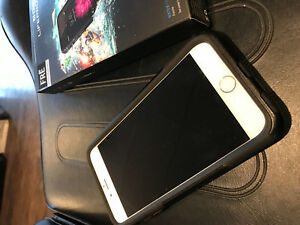 """iphone 6 plus 128g (silver) with cases """"UNLOCKED"""" Cambridge Kitchener Area image 3"""