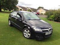 Vauxhall Astra Diesel 1.7 2005 5 DOOR