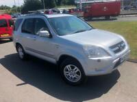 2003 Honda CR-V 2.0 i-VTEC Auto Executive - New MOT - Only 97000 Miles