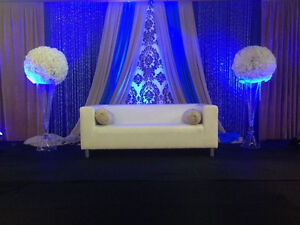 Indian wedding decor find or advertise wedding services in indian wedding decor loveseat for rental junglespirit Choice Image