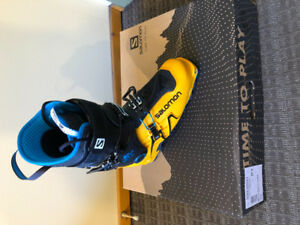 Backcountry touring boots - New