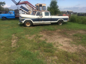 Wanted1973-1979 Ford Crew Cabs