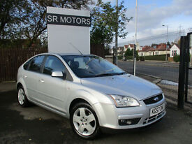2007 Ford Focus 1.6 ( 100ps ) Style(LOW MILES,WARRANTY)