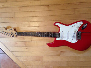 Fender Squier Affinity Stratocaster