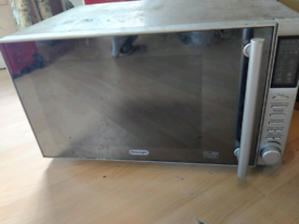 Microwave (Working condition)