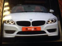 BMW Z4 E89 M SPORT FRONT BUMPER COMPLETE