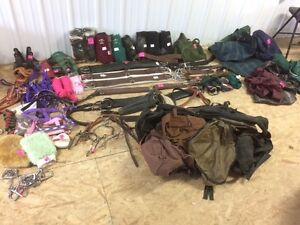 Tons of tack for sale