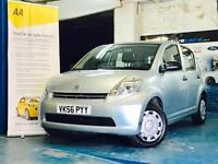 Daihatsu Sirion 1.0 S Hatchback 5dr Petrol Manual (118 G/km, 68 Bhp) 2006 (56 Re