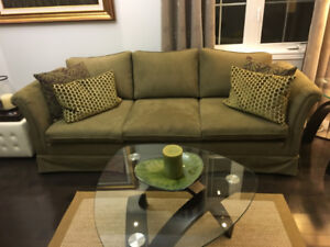 Moving Sale:  Couches, Tables, Chairs