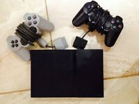 PLAY STATION2  & ACCESSORIES