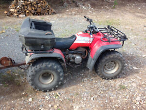 Parting out 1988 Honda 300 2x4
