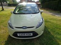 2009 Ford Fiesta 1.25 ( 82ps ) Style [NEW MOT+LADY OWNERS+FSH+WARRANTY]