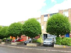 Near East Croydon station. 4 bedroom townhouse with garage and courtyard garden