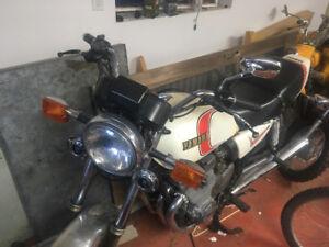 1981 Yamaha Seca 550