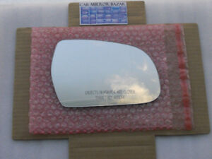 HEATED Mirror Glass for Audi A3 A4 A5 S4 S5 Passenger Side Right