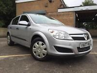 Vauxhall/Opel Astra 1.3CDTi 16v ( 90ps ) ( a/c ) 2007MY Life
