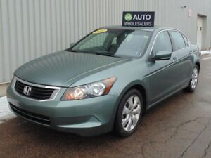 2010 Honda Accord EX-L THIS WHOLESALE CAR WILL BE SOLD AS-TRA...