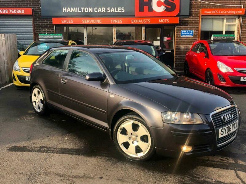 Audi A3 2 0 Fsi Auto Sport Auto 1 Yr Mot 6 Months Finance Available In Hamilton South Lanarkshire Gumtree