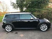 2011 11 Mini Clubman 1.6 D Cooper 112 bhp Chilli Pack BLACK DIESEL Estate