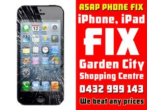 iPhone Repair ✚ iPad Repair ✚ Samsung Galaxy Repair ✚ Garden City Upper Mount Gravatt Brisbane South East Preview