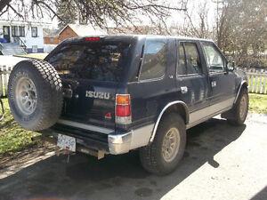 1994 Isuzu Rodeo SUV $500 OBO
