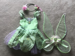 Tinker Bell Costume (Size 5/6)