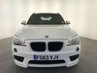2013 BMW X1 SDRIVE20D M SPORT DIESEL 1 OWNER BMW SERVICE HISTORY FINANCE PX