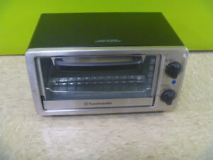 Toaster Oven, Crock Pot And Coffee Maker