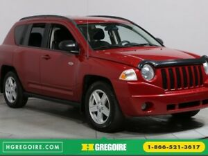 2010 Jeep Compass NORTH AUTO A/C GR ELECT MAGS