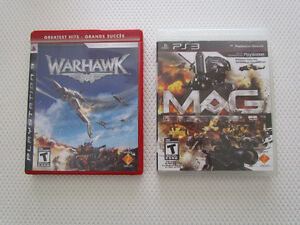 WarHawk PS3 Video Game For Sale Cornwall Ontario image 1