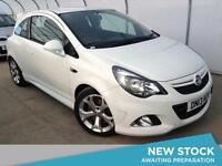 2013 VAUXHALL CORSA 1.6T VXR Aux Mp3 Alloys Cruise 1 Owner DAB
