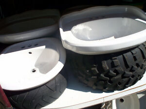 Door to the kitchen sink $5.oo each & many items for more or les