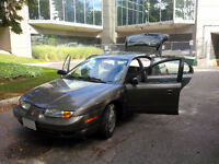 Saturn S-Series Wagon Wagon - LOW KM - Great condition!