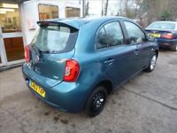 NISSAN MICRA - EA63TXP - DIRECT FROM INS CO