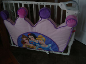 Diesny Princesses Padded  Headboard London Ontario image 3