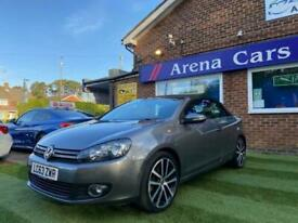 image for 2014 Volkswagen Golf 2.0 TDI BlueMotion Tech GT Cabriolet DSG 2dr