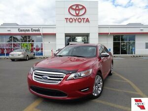 2011 Ford Taurus Limited AWD V6 MINT CONDITION ONLY 47,126KMS!