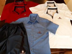 Vêtements du collège St-Sacrement