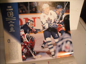 Collection of Maple Leaf Magazines, Calendars, Yearbooks. Peterborough Peterborough Area image 7