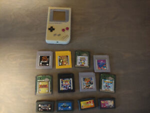Video game and console for sale from gameboy up to ps3