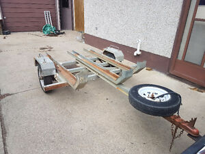 Dirtbike Trailer