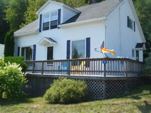 Vacation Cottage for Sale on Bay of Fundy