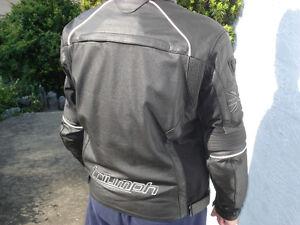 XL Leather Triumph Jacket